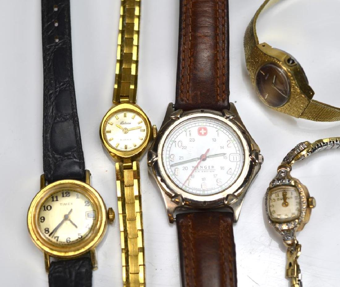 Lot of men's and ladies wristwatches - 2