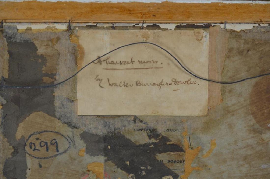 WALTER BURROUGHS-FOWLER (British, 1860-1930) - 3