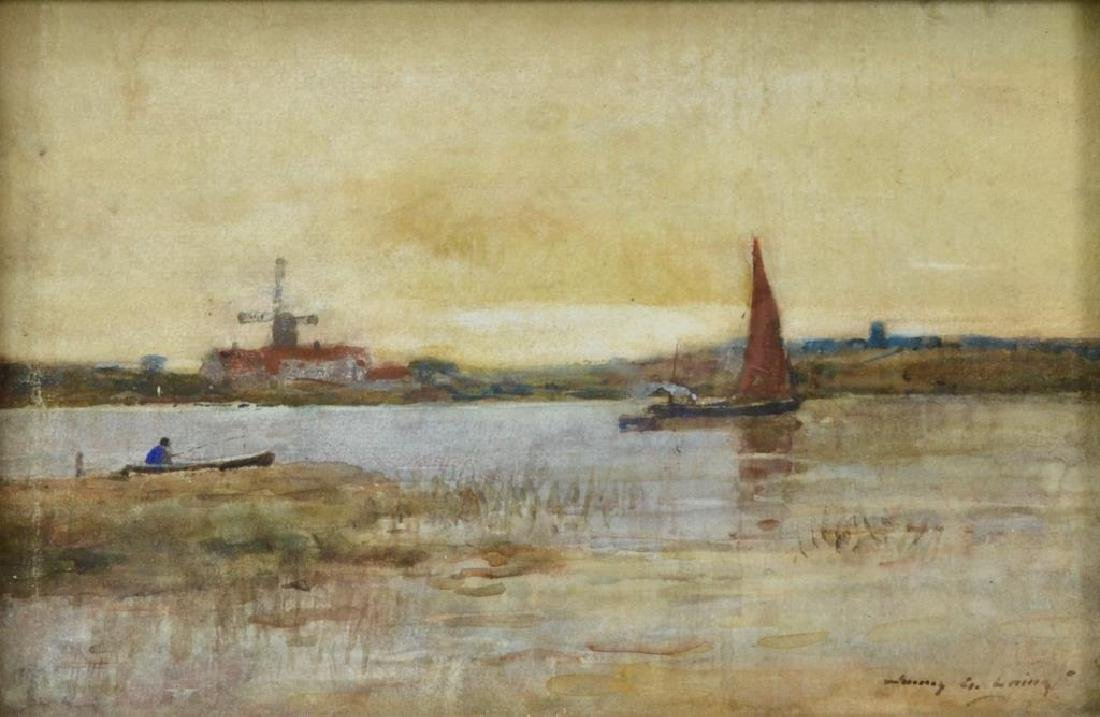 JAMES GARDEN LAING (British, 1852-1915) - 2