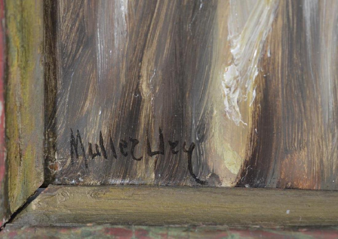 ADOLF FELIX MULLER-URY (1862-1947) - 3