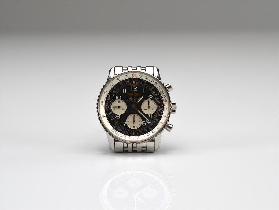BREITLING CHRONOMETRE NAVITIMER WRISTWATCH