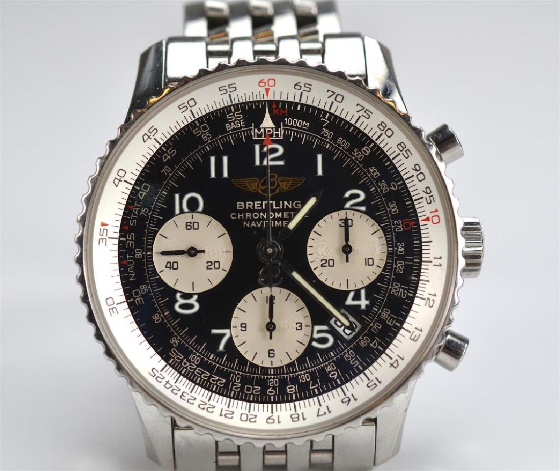BREITLING CHRONOMETRE NAVITIMER WRISTWATCH - 3