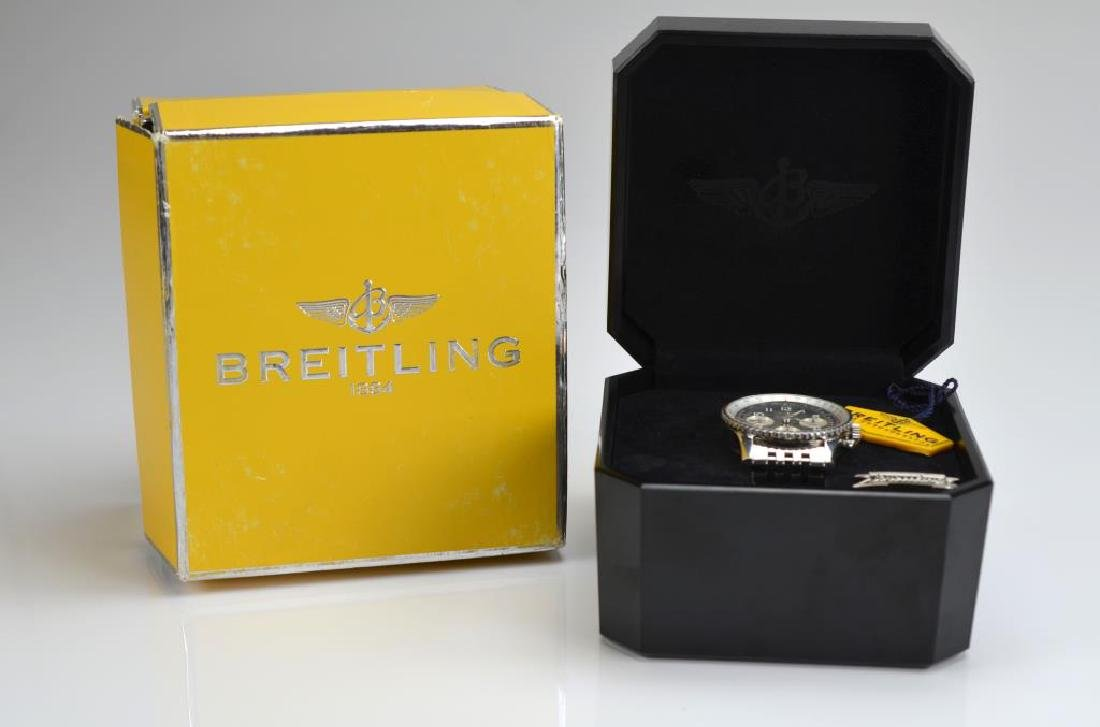 BREITLING CHRONOMETRE NAVITIMER WRISTWATCH - 8