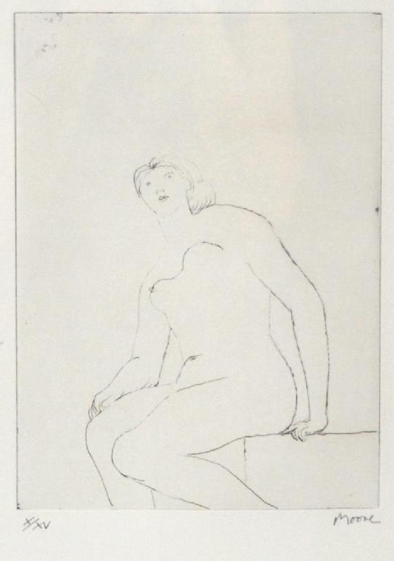 HENRY MOORE (BRITISH, 1898-1966)