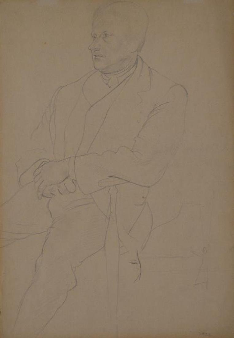 SIR STANLEY SPENCER (British, 1891-1959)