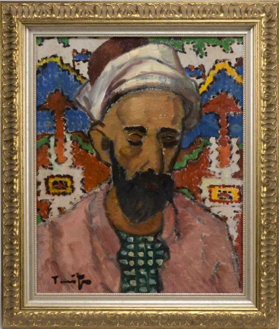 NICOLAE TONITZA (Romanian, 1886-1940) - 2