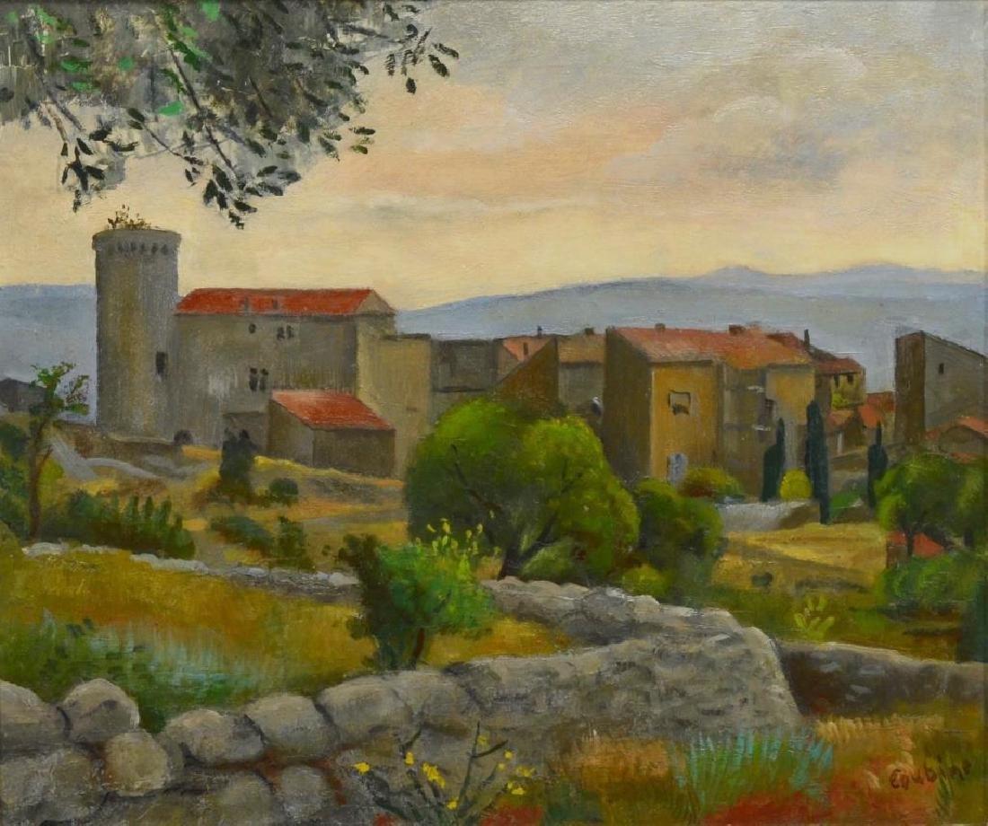 OTAKAR (OTHON) COUBINE (Czech, 1883-1969)