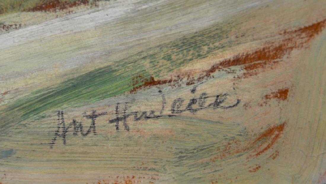 ANTONIN HUDECEK (Czech, 1872-1941) - 2