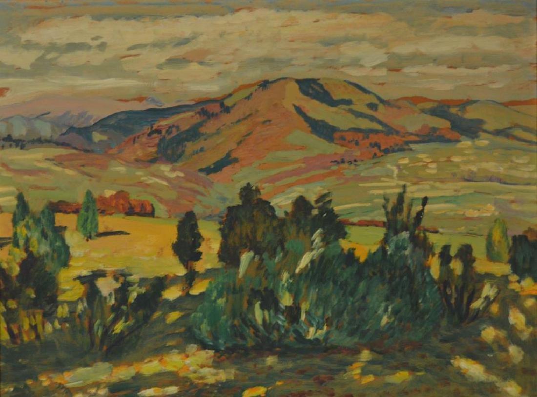 ANTONIN HUDECEK (Czech, 1872-1941) - 5