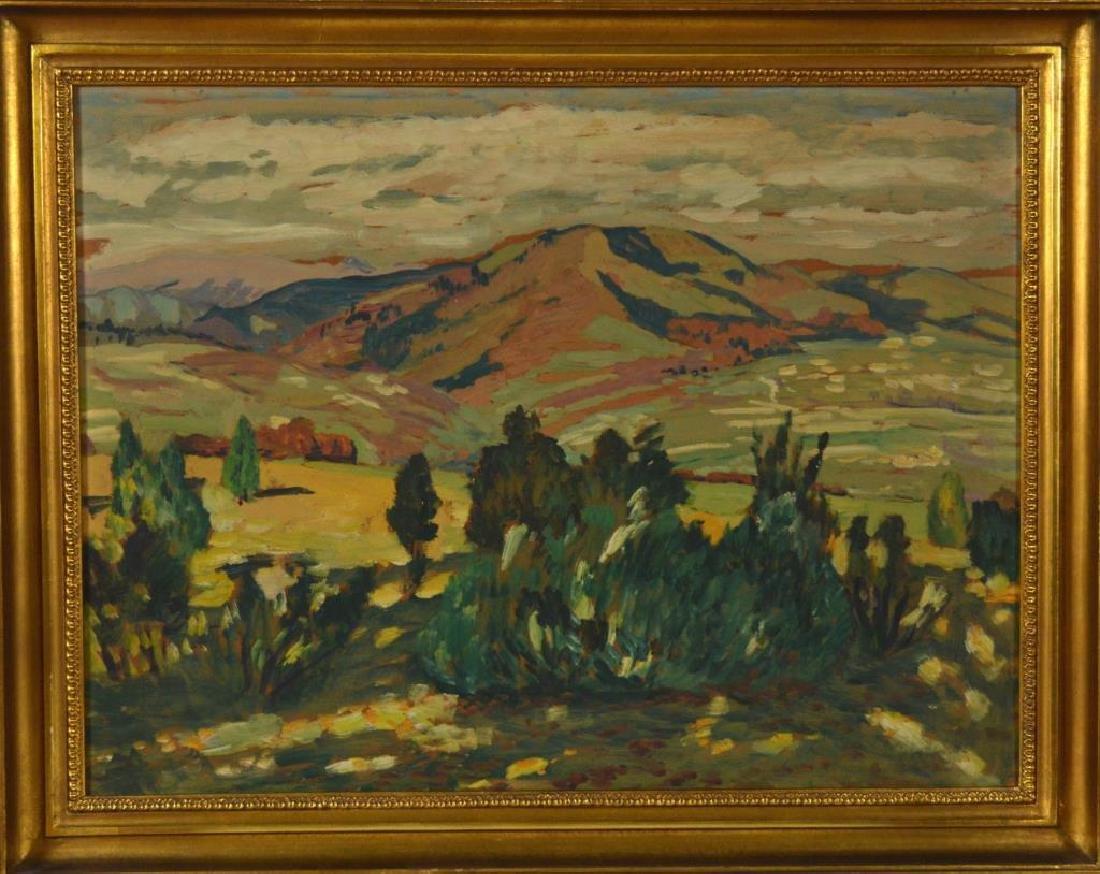 ANTONIN HUDECEK (Czech, 1872-1941) - 7