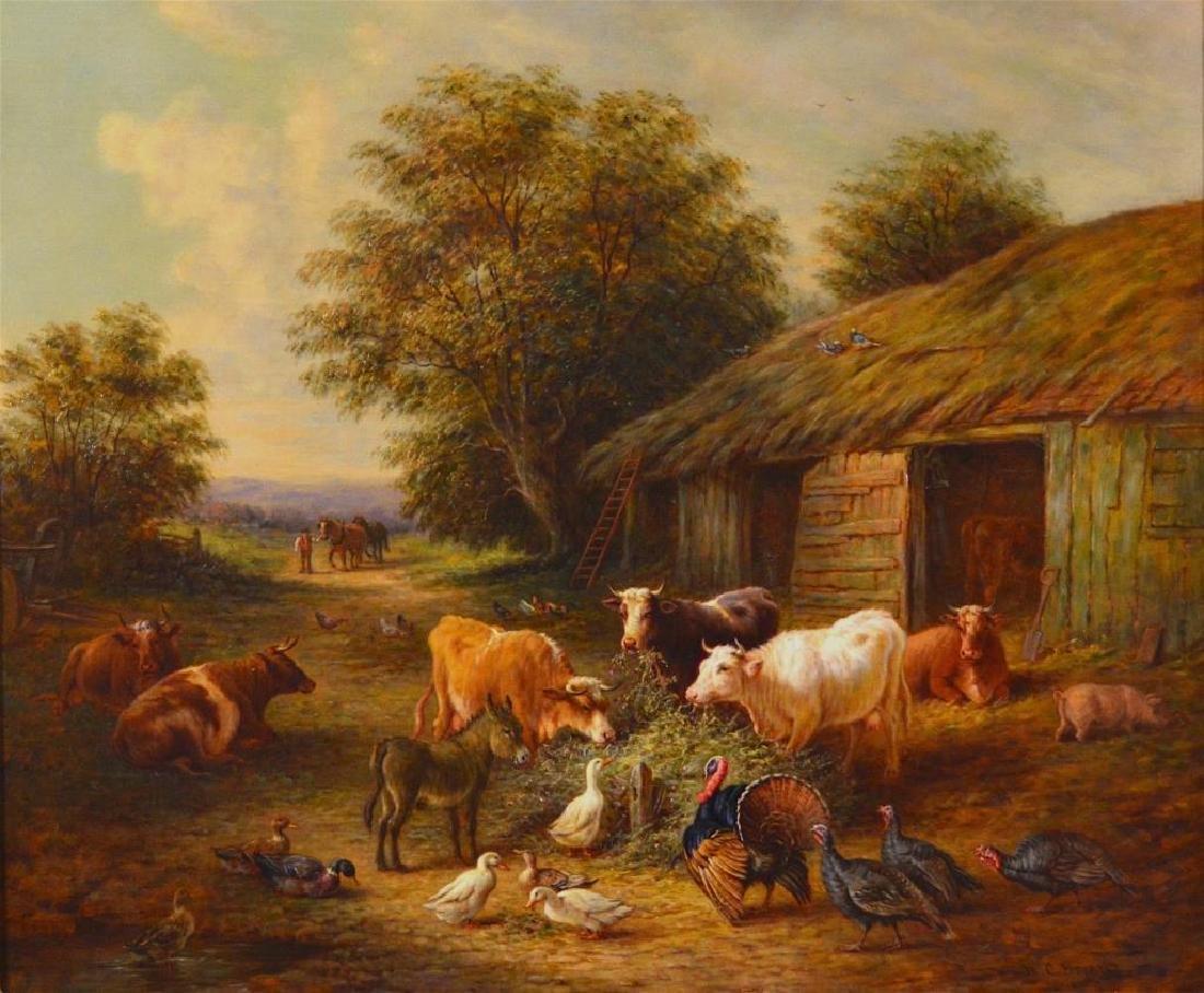 HENRY CHARLES BRYANT (American, 1812-1890)