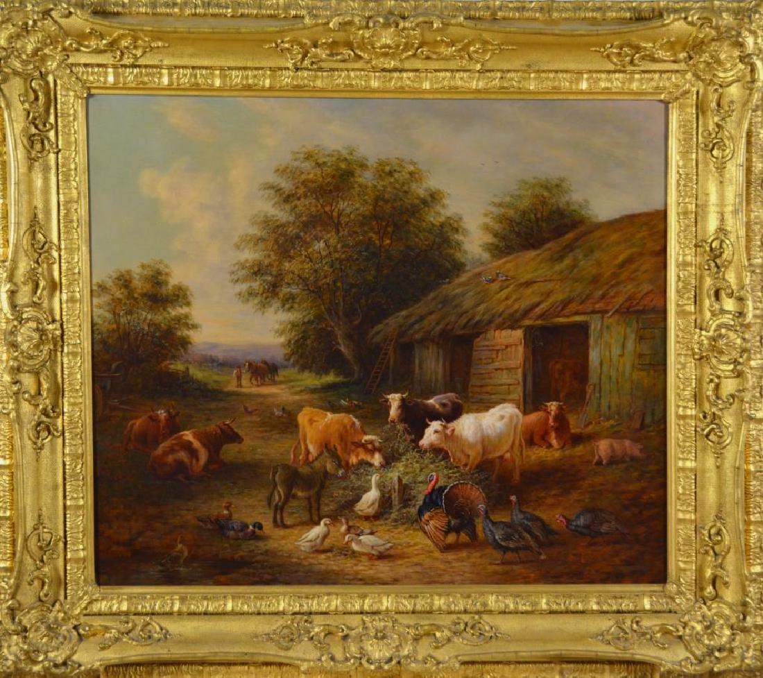 HENRY CHARLES BRYANT (American, 1812-1890) - 2