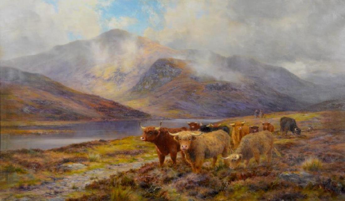 LOUIS BOSWORTH HURT (British, 1856-1929)