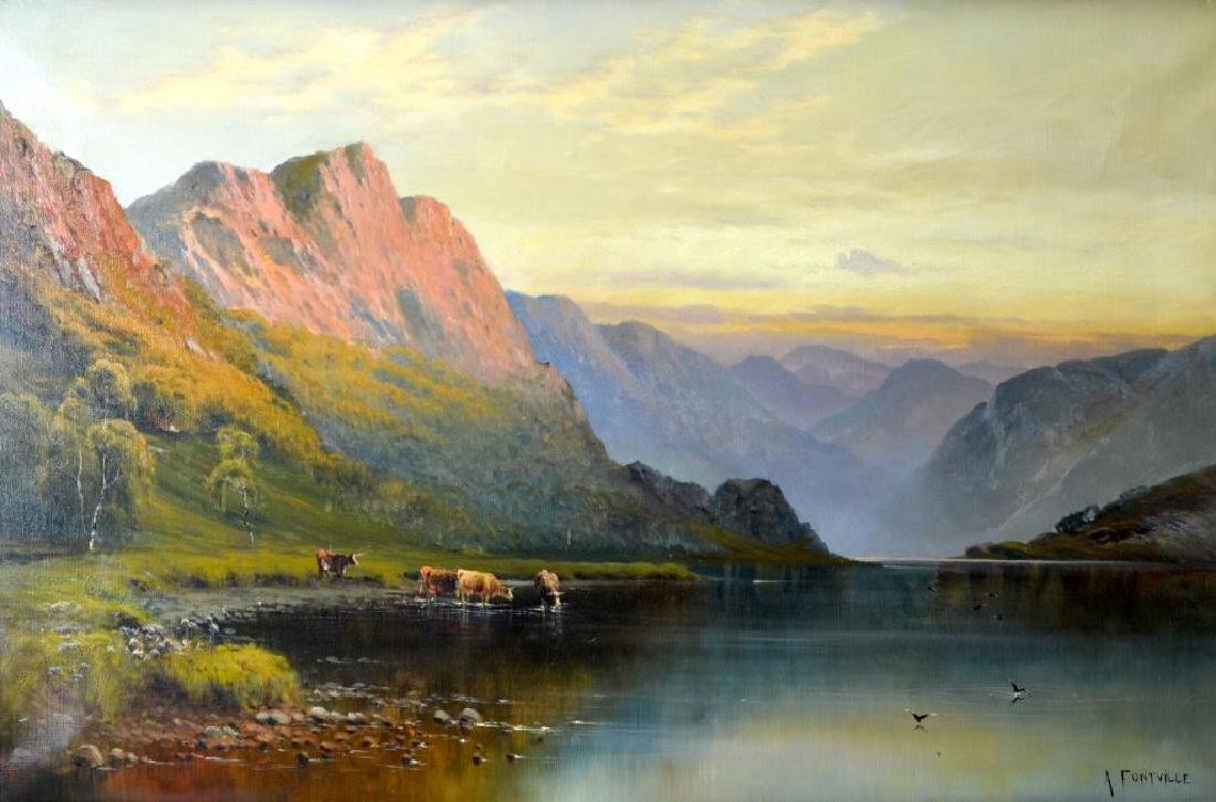 ALFRED FONTVILLE DE BREANSKI JR (British, 1877-1957)