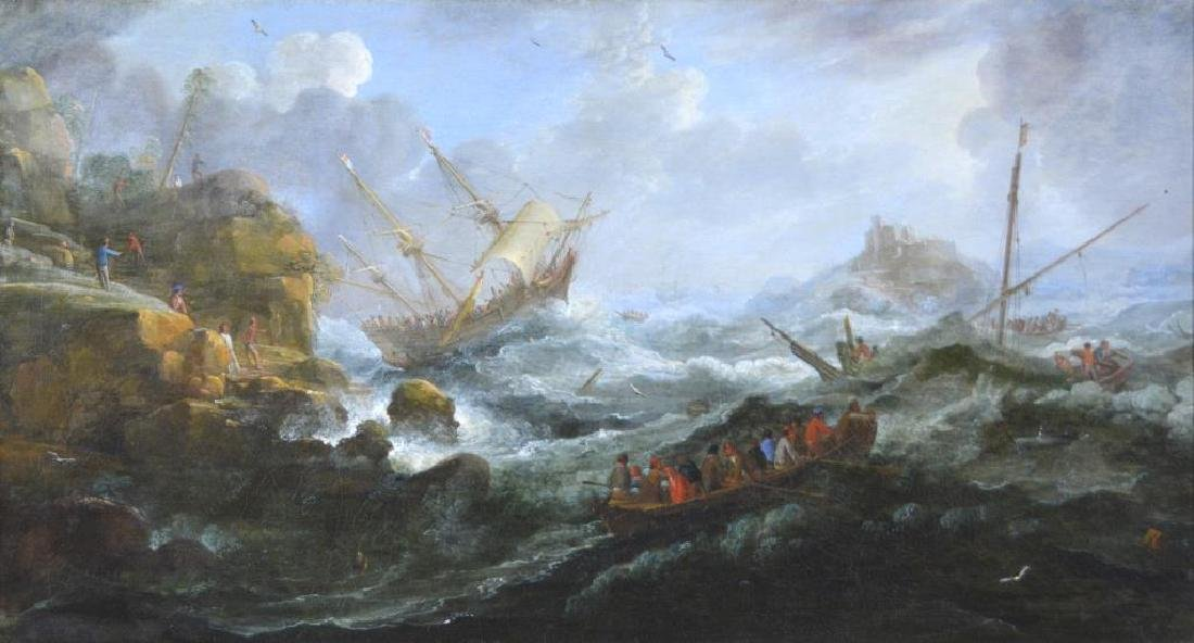 ATTRIBUTED TO ALLART VAN EVERDINGEN (Dutch, 1611-1675)