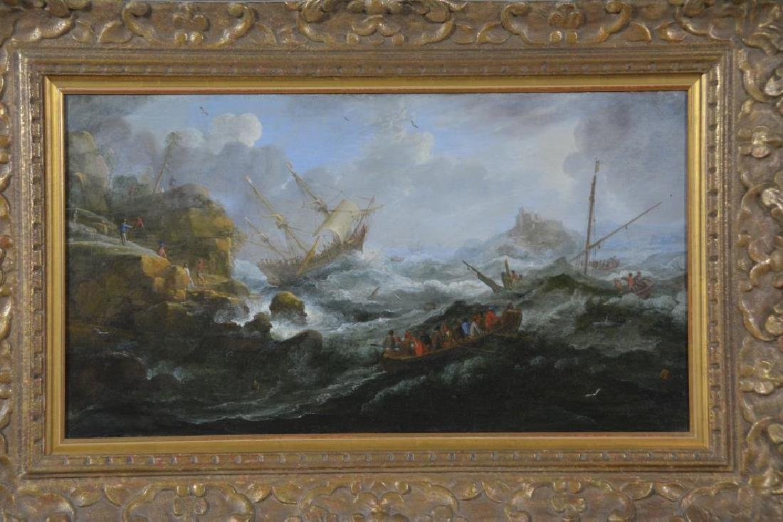 ATTRIBUTED TO ALLART VAN EVERDINGEN (Dutch, 1611-1675) - 2