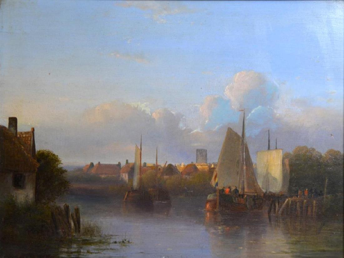 DOMINIQUE DE BAST (Dutch, 1781-1842)