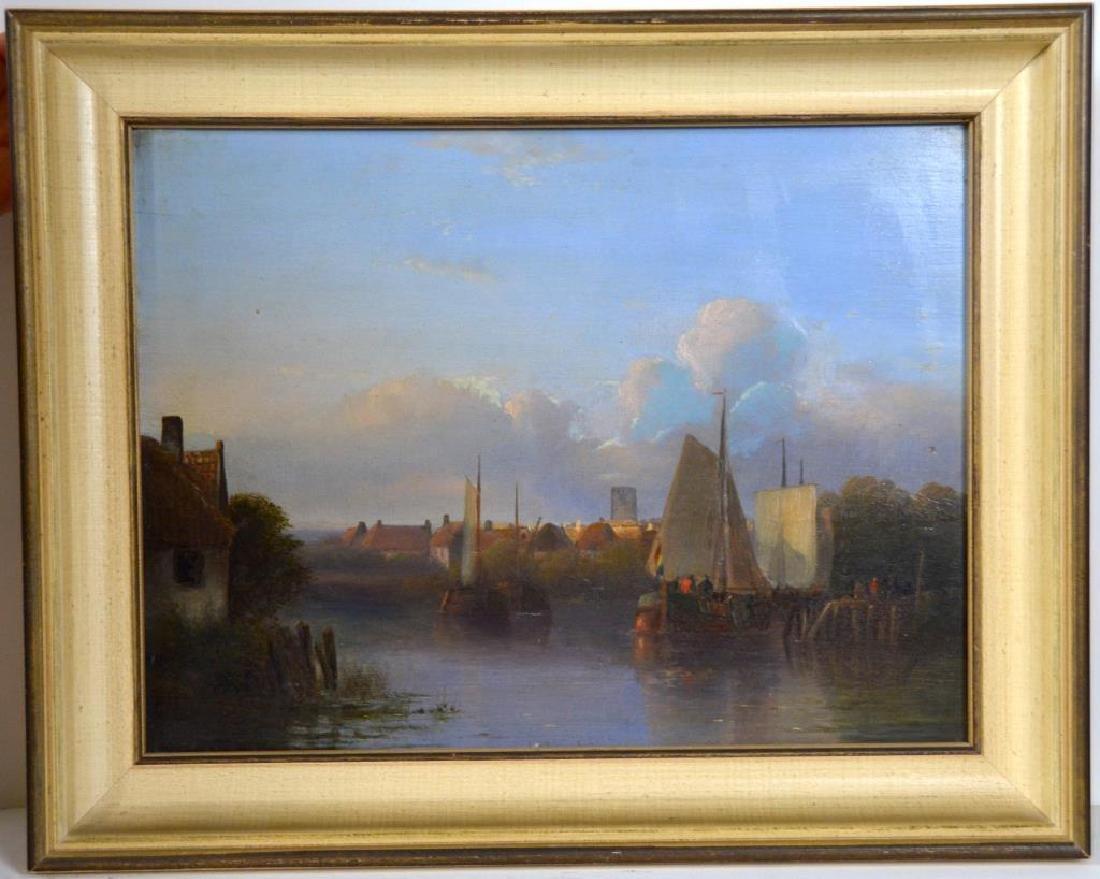 DOMINIQUE DE BAST (Dutch, 1781-1842) - 2