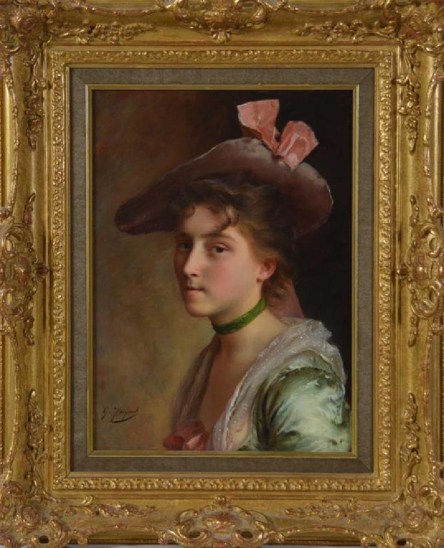 GUSTAVE JEAN JACQUET (French, 1846-1909) - 2