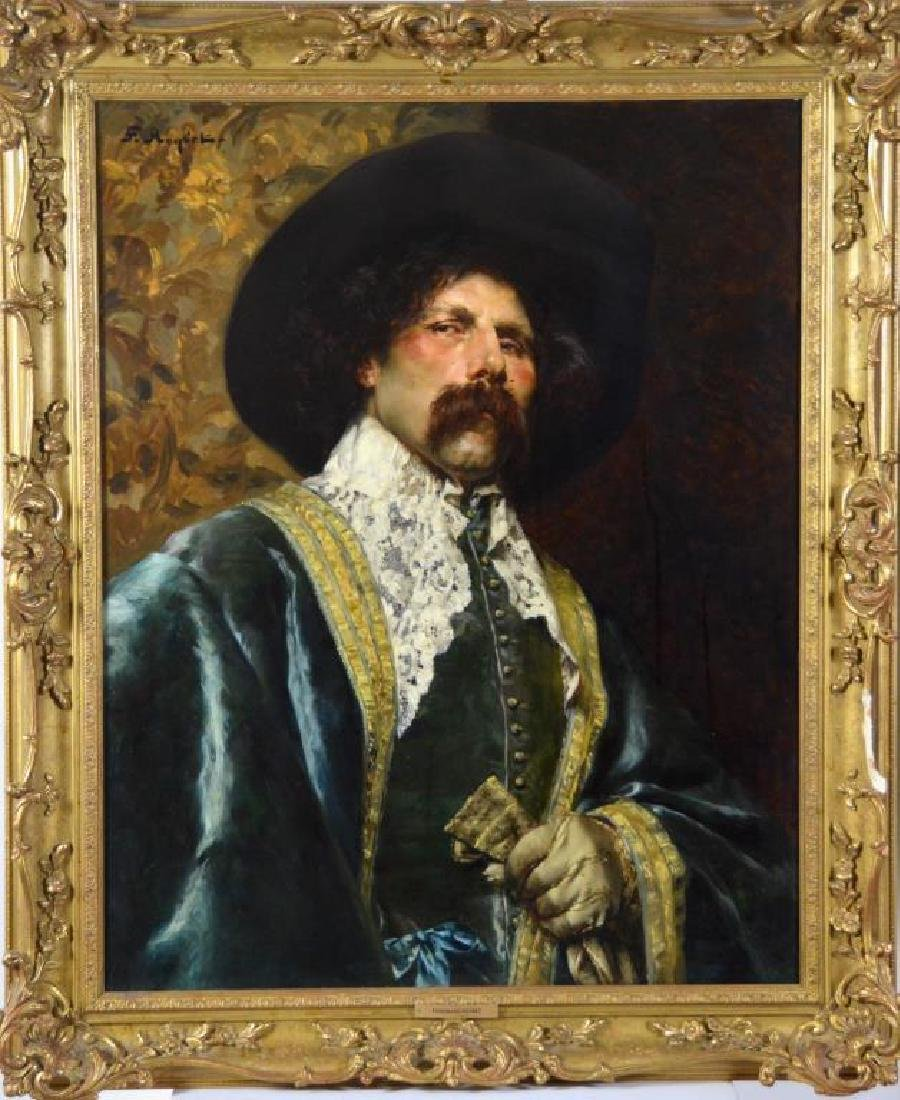 FERDINAND VICTOR LEON ROYBET (French, 1840-1920) - 2