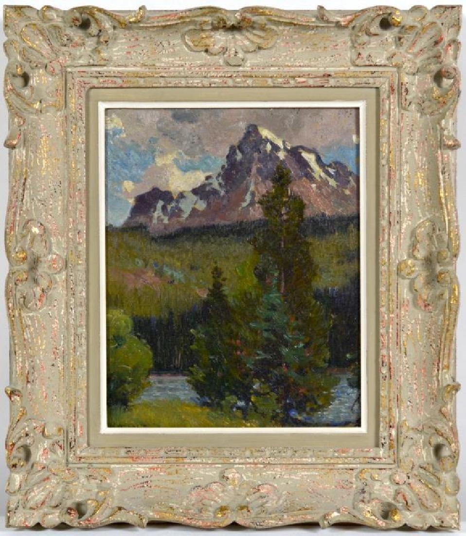 JOHN WILLIAM BEATTY OSA, RCA (1869-1941) - 2
