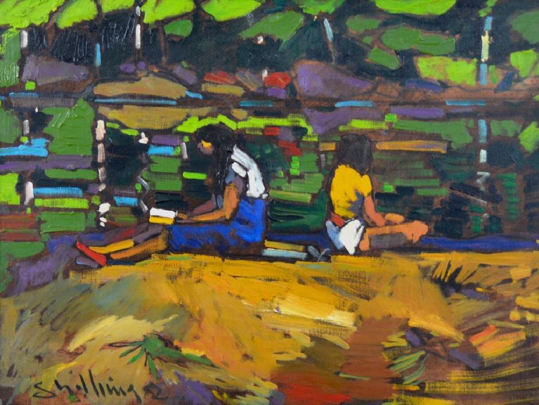 ARTHUR SHILLING (Canadian, 1941-1986)