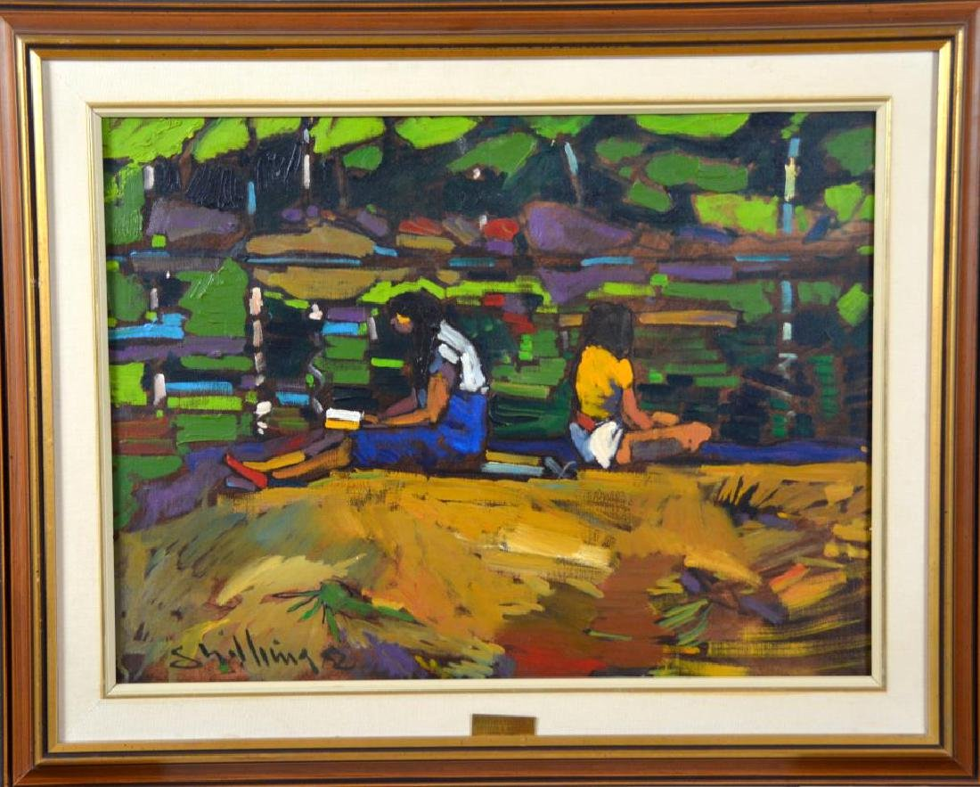ARTHUR SHILLING (Canadian, 1941-1986) - 2
