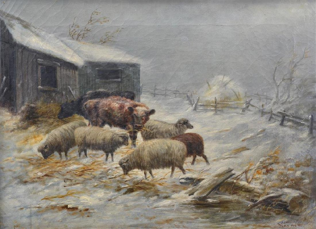 FREDERICK ARTHUR VERNER OSA, ARCA  (1836-1928)