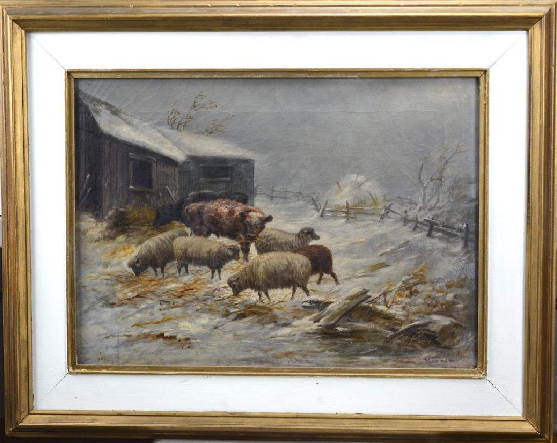 FREDERICK ARTHUR VERNER OSA, ARCA  (1836-1928) - 2