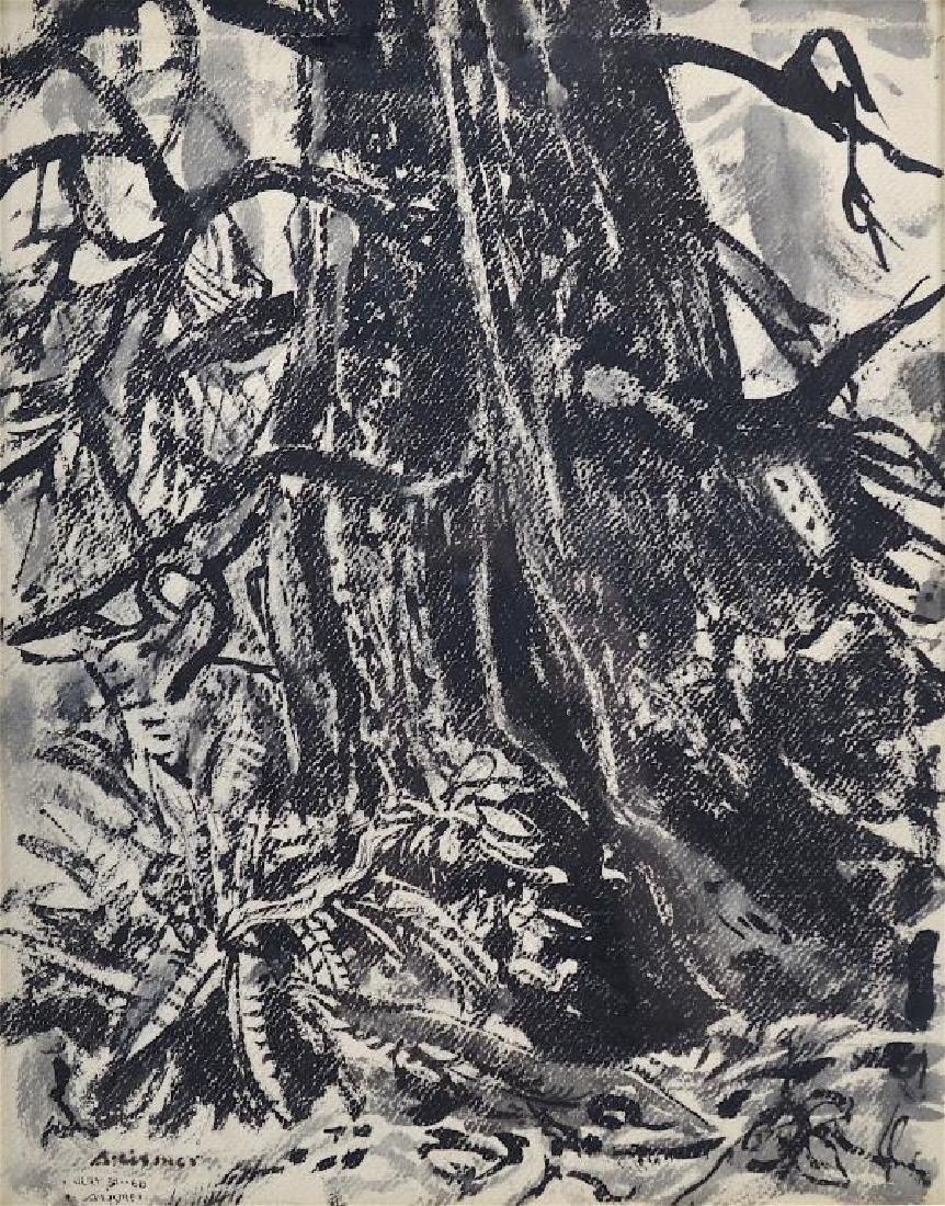 ARTHUR LISMER OSA, RCA (1885-1969)