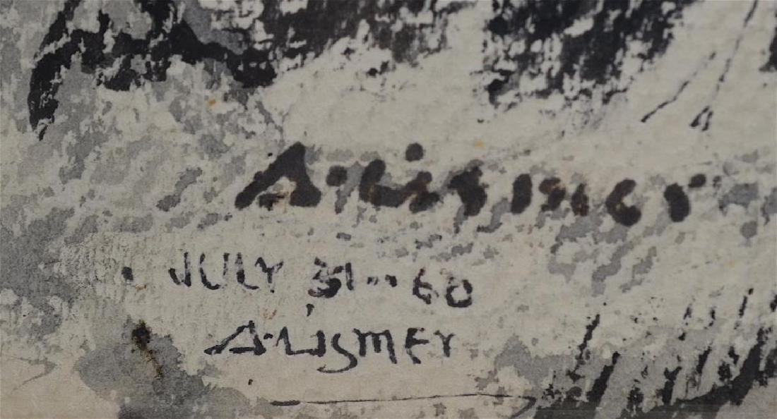 ARTHUR LISMER OSA, RCA (1885-1969) - 2
