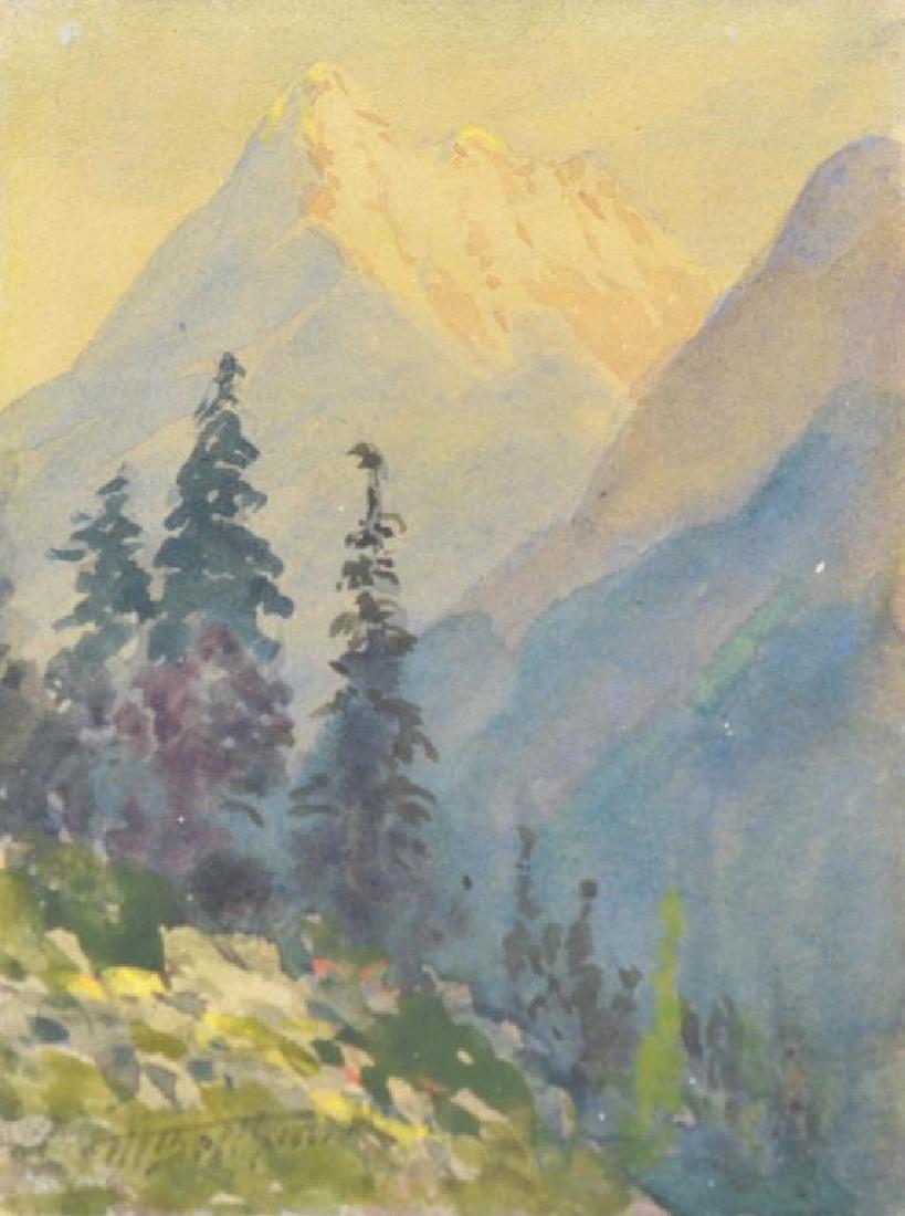 FREDERIC MARLETT BELL-SMITH OSA, RCA  (1846-1923) - 10