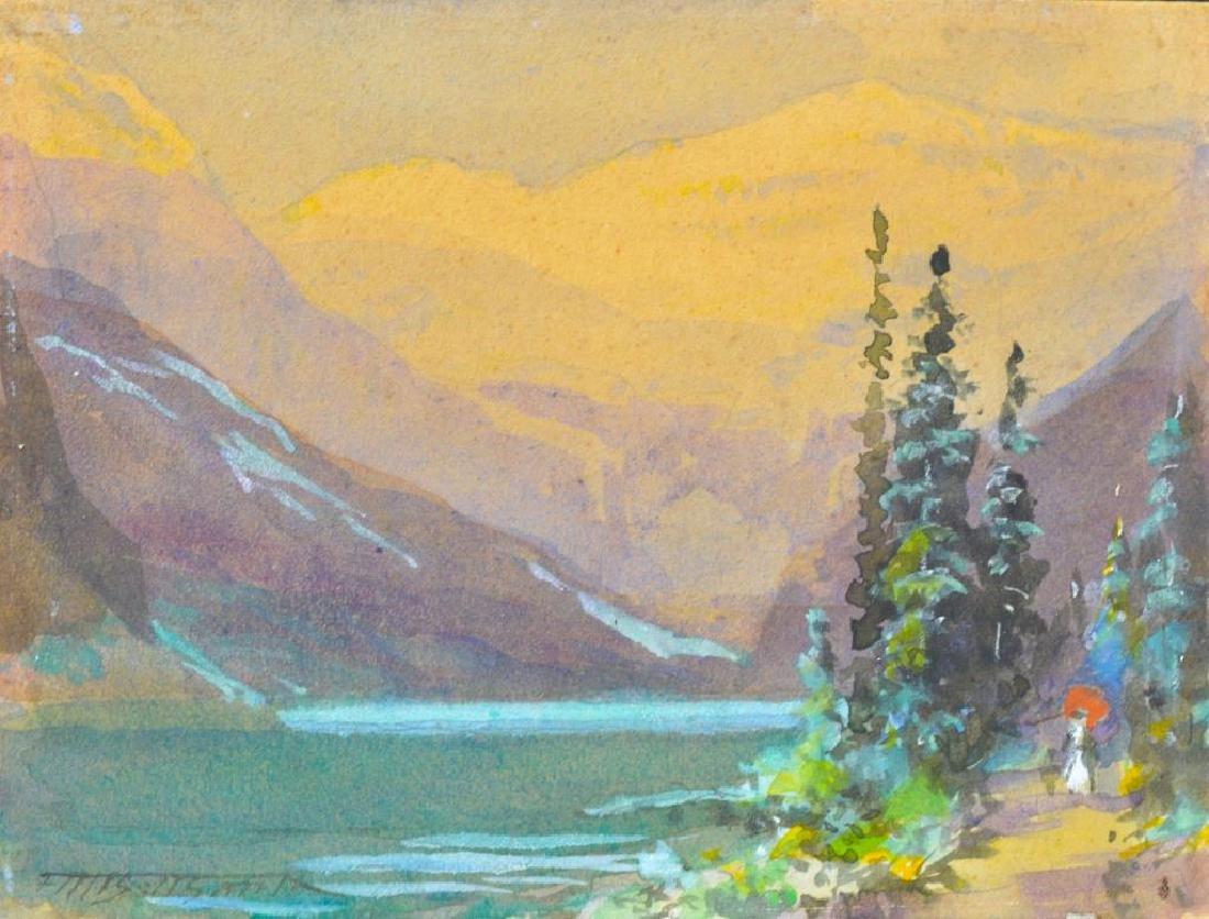 FREDERIC MARLETT BELL-SMITH OSA, RCA  (1846-1923) - 4