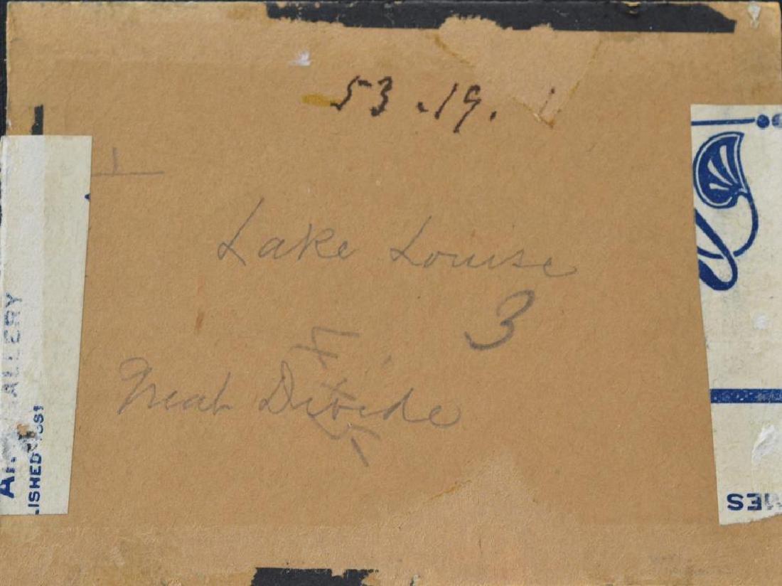 FREDERIC MARLETT BELL-SMITH OSA, RCA  (1846-1923) - 5