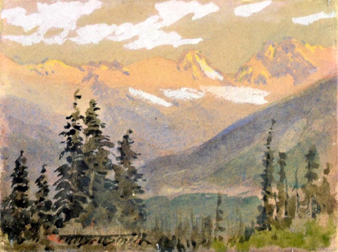 FREDERIC MARLETT BELL-SMITH OSA, RCA  (1846-1923) - 8