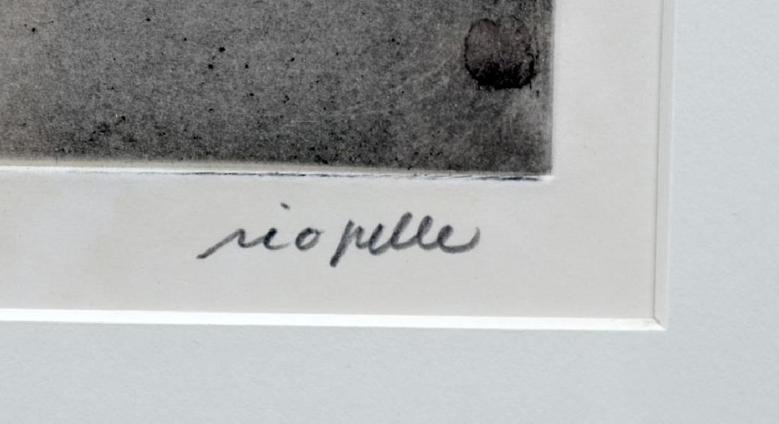 JEAN-PAUL RIOPELLE (Canadian, 1923-2002) - 3