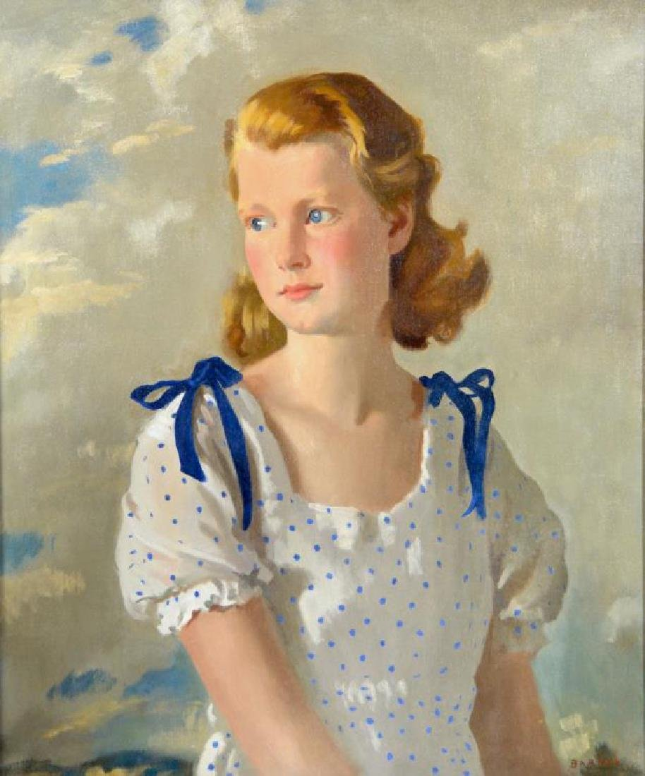 ARCHIBALD GEORGE BARNES (British, 1887-1972)