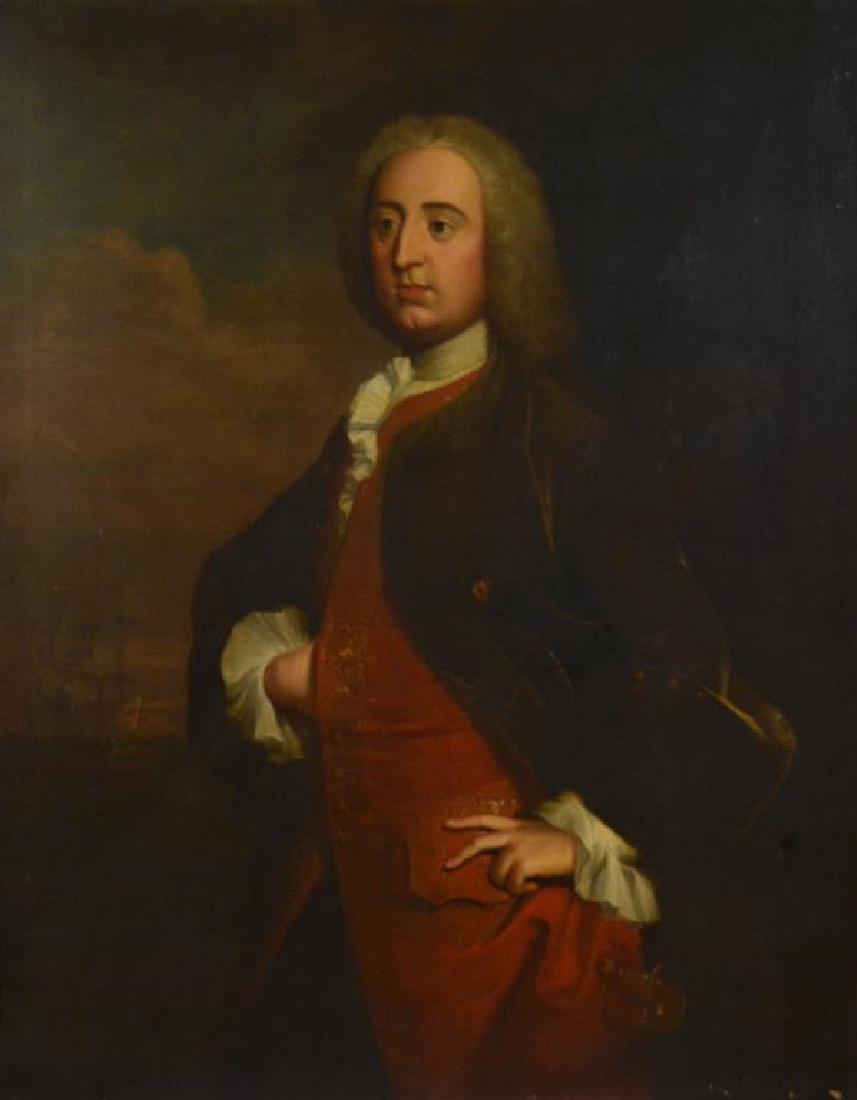 ATTRIB. JOHN GILES ECCARDT (German/British 1720-1779)