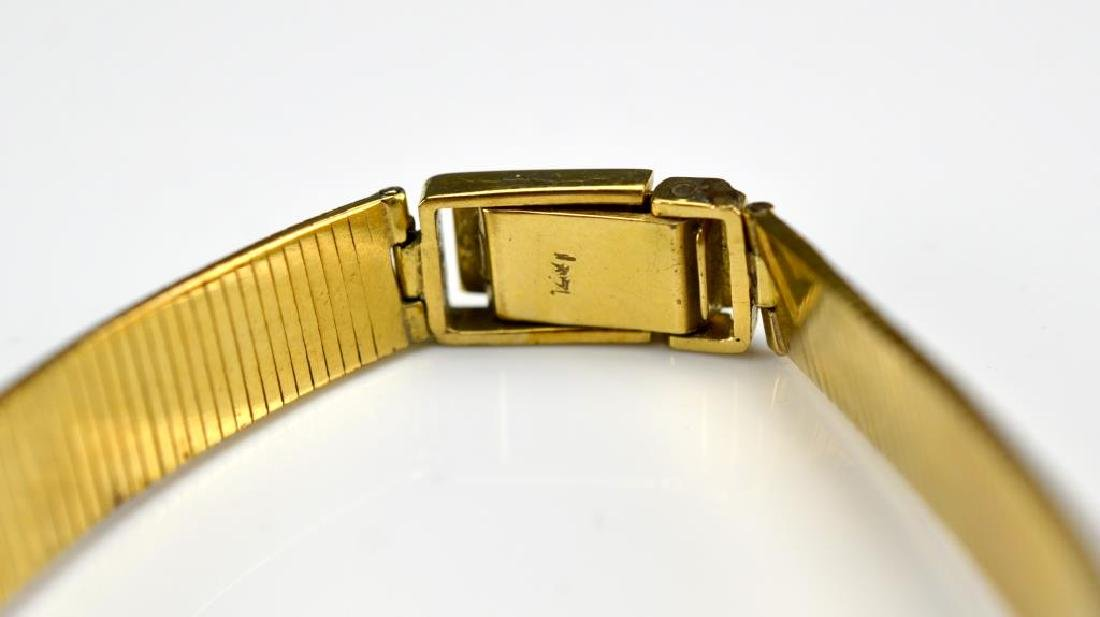 Lady's Tissot gold wristwatch - 3