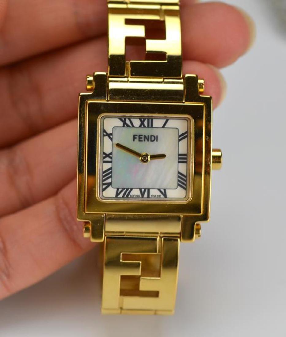 Three lady's wristwatches - 2