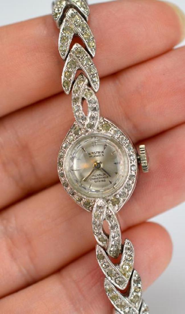 Three lady's wristwatches - 4