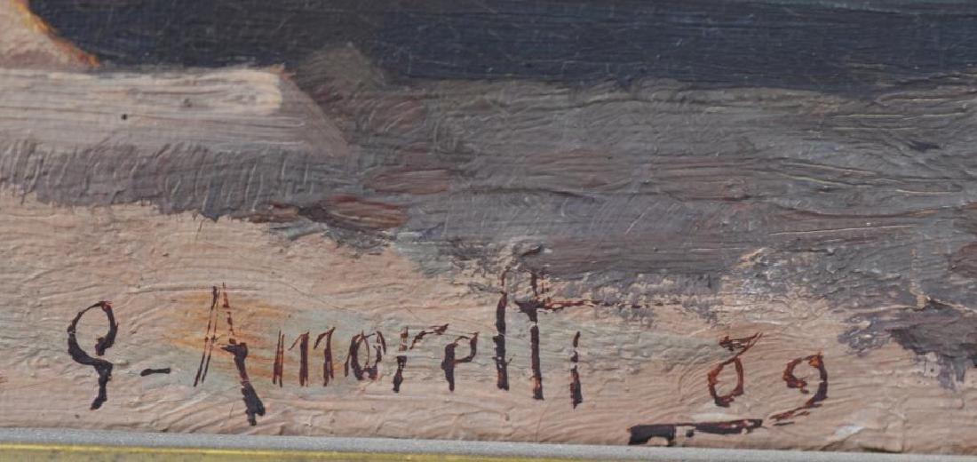 G. AMORELLI (Italian, 20th C) - 2