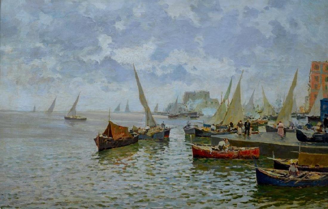 ROMOLO LEONE (Italian, 1883-1958)