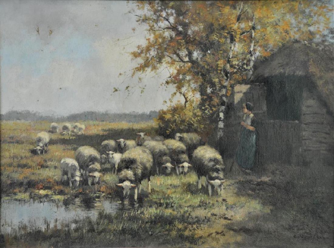 CORNELIUS VERSHUUR (Dutch, 1888-1966)
