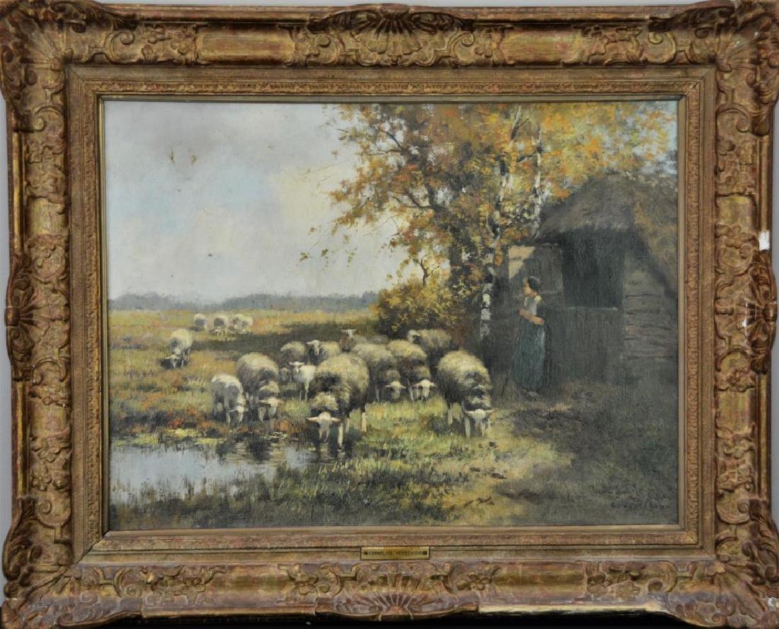 CORNELIUS VERSHUUR (Dutch, 1888-1966) - 2