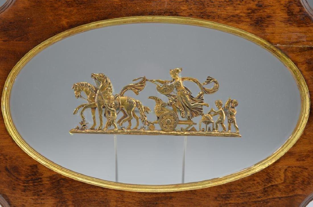Pair of French Empire bronze applique - 4