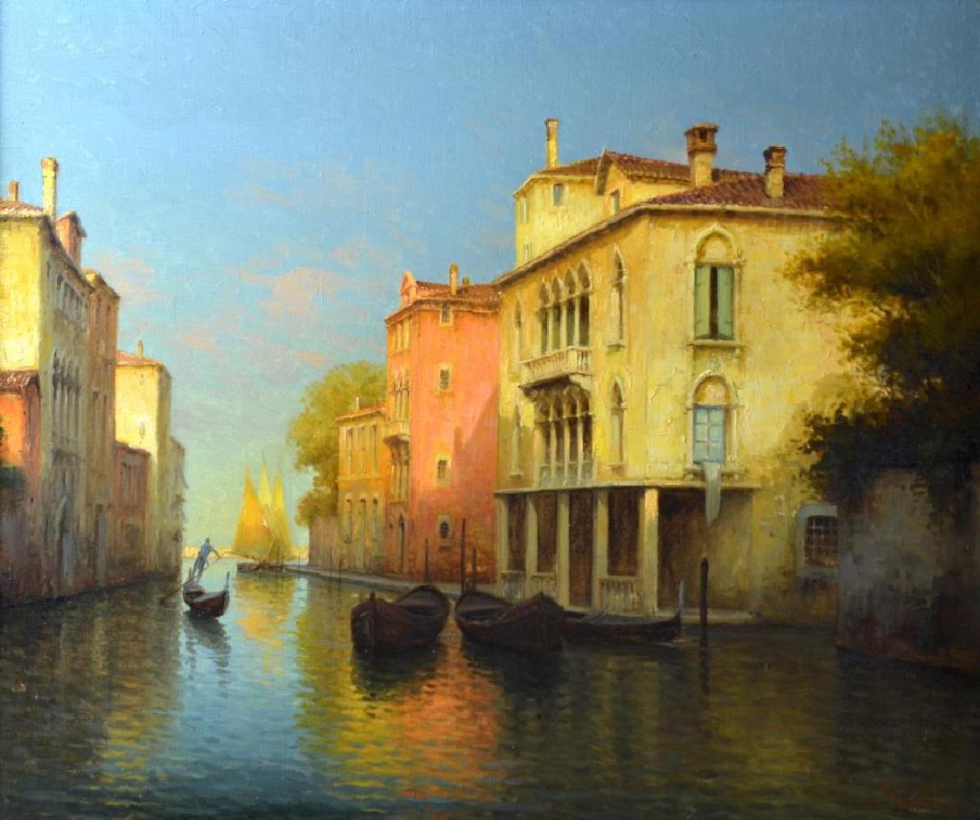 VALLIN (Italian, b. 1921)