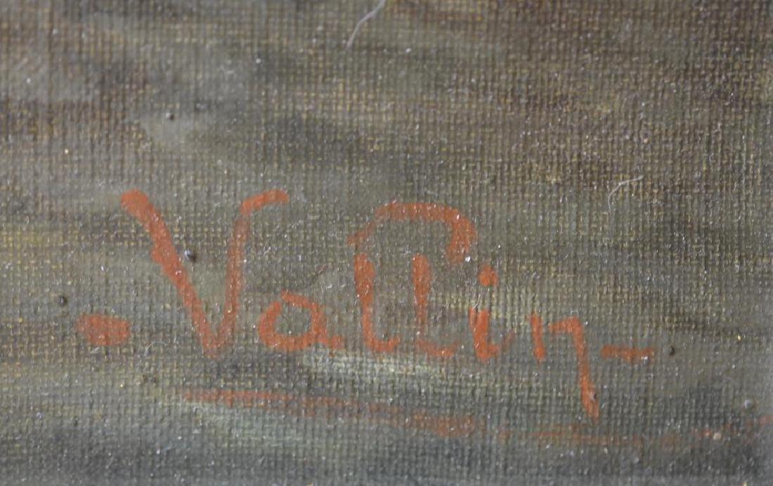 VALLIN (Italian, b. 1921) - 3