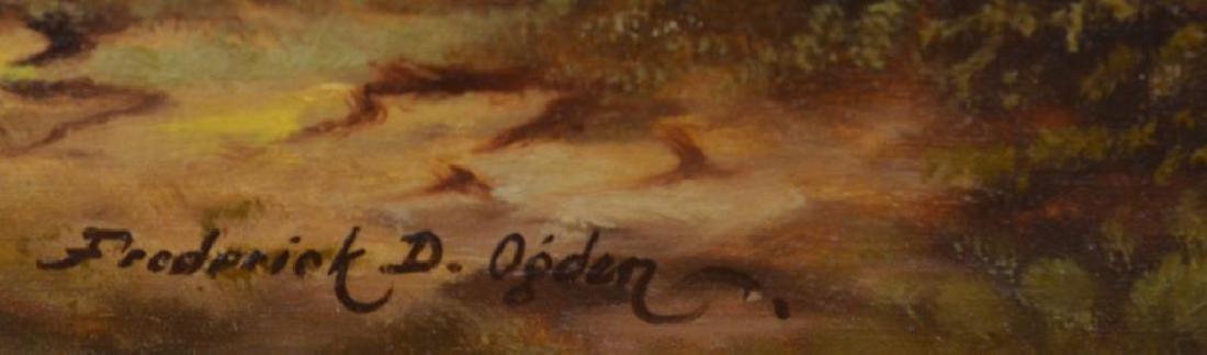 FREDERIC D. OGDEN (American, 1892–1948) - 3