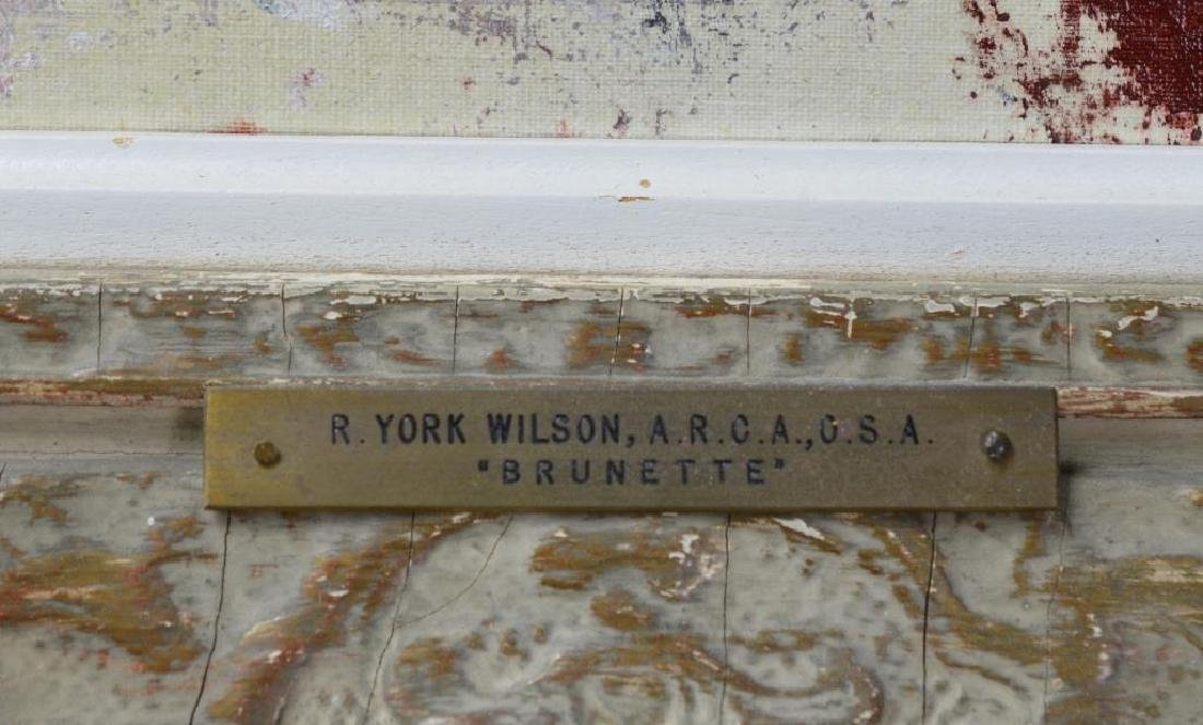 RONALD YORK WILSON (Canadian, 1907–1984) - 4